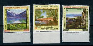 1970 Parkistan stamp: The 6th Anniv of RCD; Full set; MNH & OG; CV=$4