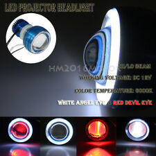 LED Projector Headlight Devil Angel Eye for Suzuki GSXR GSX-R 1000 1100 600 750
