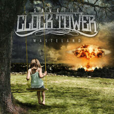 Save the Clock Tower : Wasteland CD (2014) ***NEW***