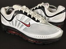 finest selection 01f0b e7675 Nike Air Max Solas 2008 White Black Red Grey Mens Size 10.5 Rare 354824-161