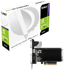 Palit Carte graphique Nvidia Gt710 - 2 Go 64bit Ddr3