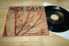 Nick Cave & The Bad Seeds - Robert Moore And Betty Coltrane - Top Alternative 7""
