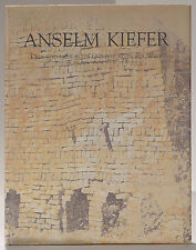 Anselm Kiefer paintings and books Dein und Mein Alter/Your Age and Mine