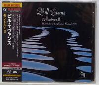NEW CD / BILL EVANS / MONTREUX Ⅱ / CTI / KING JAPAN SA-CD HYBRID KCTCD1002