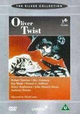 OLIVER TWIST DAVID LEAN ALEC GUINNESS ROBERT NEWTON RANK SILVER REGION 2 DVD NEW