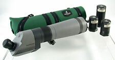 Swarovski Habicht AT80 AT 80 Spektiv spotting scope premium 22x 32x 20-60x SET