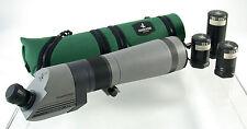 Swarovski Habicht AT80 AT 80 Spektiv spotting scope premium 22x 32x 20-60x SET