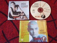 SINEAD O'CONNOR **Histoire D'O - Live In Europe 1990**ORIGINAL & VERY SCARCE CD