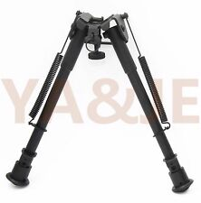 "Tactical Super Duty Bipod Shooting Gun Bipod 9-13"" Airgun Rifle Hunting"