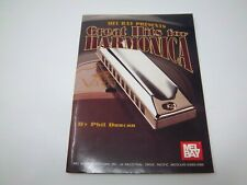 Great Hits For Harmonica By Phil Duncan