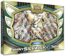 Pokemon Tcg Shiny Silvally Gx Collection Box Gift Set Sealed In Hand!