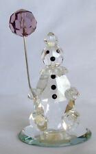 Crystal Balloon Clown Handcrafted Using Swarovski Crystal