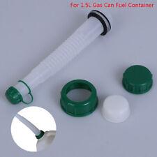 1set Replacement Gas Can Spout Parts Stopper Vent Cap Gasket Fuel Containercaxp