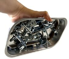 Large 14-Inch x 6-Inch Magnetic Parts Tray nuts, bolts, screws, washer