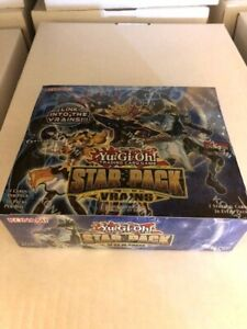 YuGiOh Star Pack VRAINS Special Edition Factory Sealed Booster Box