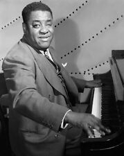 American Jazz Pianist Art Tatum Glossy 8x10 Photo Music Print Poster