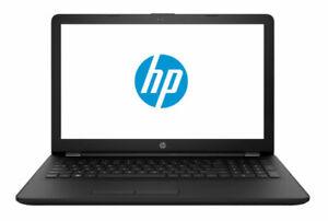 "RB HP Laptop 15.6"" 15-bs016dx Core i5-7200U 2.50GHz 1TB HD 8GB RAM Win 10"
