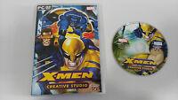 X-Men Jeu De para PC Dvd-Rom En Espagnol Marvel Creative Studio - Am
