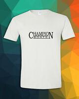 Champion Boats Bass Boat Bass Fishing Boats White T-Shirt S M L XL 2XL 3XL