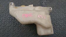 R33 NISSAN SKYLINE  93'-98' USED RADIATOR OVERFLOW BOTLE  #1785