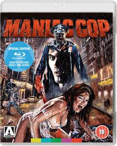 Maniac Cop - Arrow Video (Blu-ray) *Brand New*