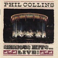 Phil Collins CD Serious Hits...Live! - Germany (M/M)