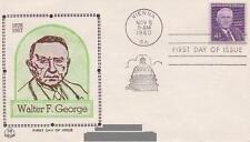 USA FDC Walter F.George