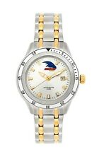 855000 ADELAIDE CROWS AFL TEAM LADIES 2 TONE SPECIAL EDITION WATCH