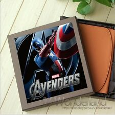 New Avengers Super Hero Set of 8 Wall Decals Removable Sticker Kids Home Decor
