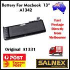 "Genuine Battery A1331 for Apple MacBook 13"" A1342 (White Unibody 2009-2010)"