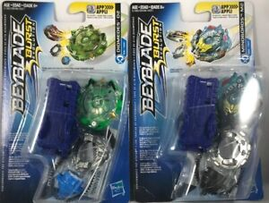 Lot of 2 Beyblade Burst Evolution Tops Minoboros M2 Diomedes D2 FREE SHIPPING