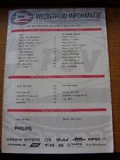21/08/1993 PSV Eindhoven v Go Ahead Eagles [Official Colour Team/Information She