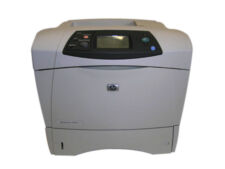 HP LaserJet 4200N Laser Printer Low Pages Count.