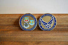 USAF TINKER AFB OKLAHOMA 1 1/2 inches