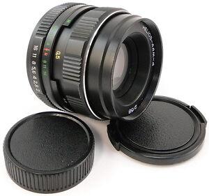 KMZ HELIOS 44m-4 Lens Canon EOS EF Mount T3 T4 T5i T6 i 7D 6D 5D Mark II III IV