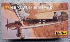 """Heller 1:72 Focke-Wulf Fw-56 """"Stösser"""". Kit Nr. 80241"""