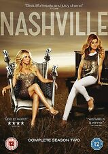 Nashville Complete Series 2 DVD All Episodes Second Season Original UK Release