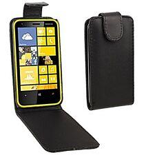 CUSTODIA FINTA PELLE COVER CASE PER SMARTPHONE NOKIA LUMIA 620 NOK-09