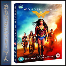 Wonder Woman DVD Digital Download 2017