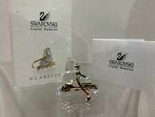 Swarovski Crystal Figurine Crystal Memories Inline Skate Roller 9460 000 101