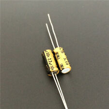 20pcs 50V2.2uf 50V Nichicon FW standard capacitor 5x11mm for Audio