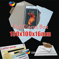 300 x Superflat Mailing Box 100x180x16mm #00 Rigid Envelope Large Mailer