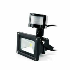 20W Floodlight with PIR Sensor Cool White