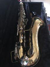Buescher Saxophone Aristocrat Alto
