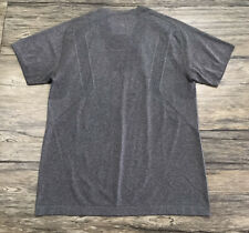Lululemon Run Swiftly Short Sleeve Shirt Mens Sz M .