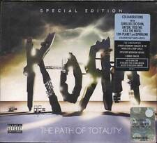 Korn ‎‎CD DVD The Path Of Totality Nuovo Sigillato 0016861772857