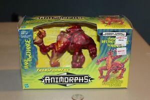 NEW 1998 Transformers Animorphs Visser Three NOS MISP MISB NIB NIP RARE MINT HTF
