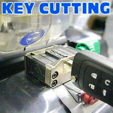 High-security/Laser key cutting - BMW, Honda, VW, Lexus, Ford, GM and others