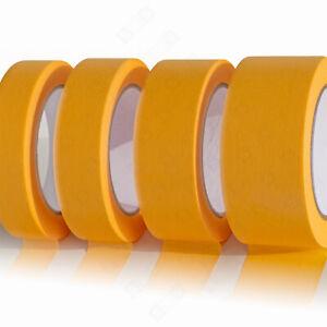 SBS® Goldband 50 m 25, 30, 38, 50 mm Kreppband, Malerkrepp  Abdeckband Klebeband
