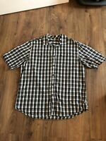Mens Sean John Short Sleeve Shirt 3XL